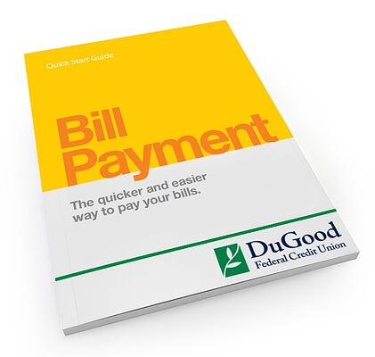 Bill Pay Quick Start Guide