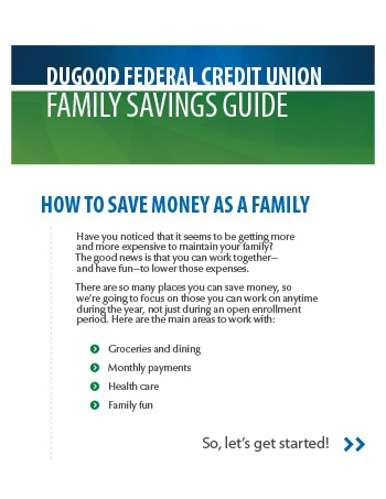 Family Savings Guide