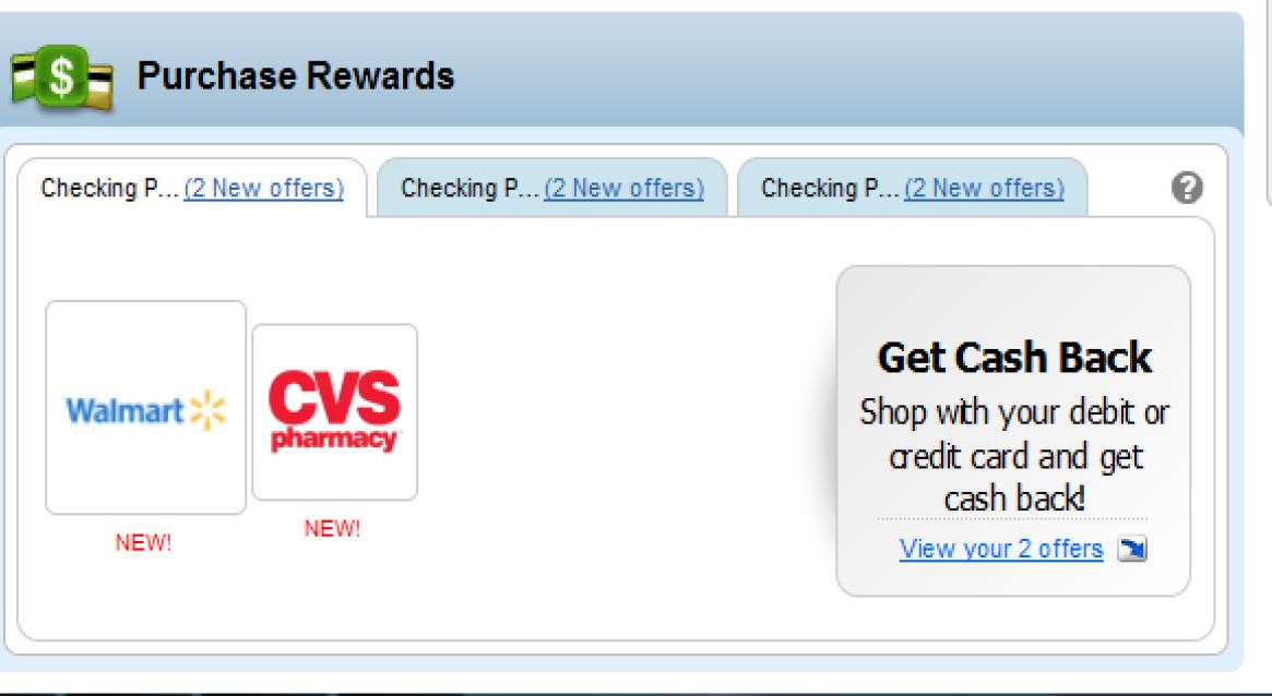 purchase rewards widget