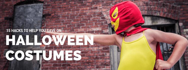 Halloween Costume Savings Hacks