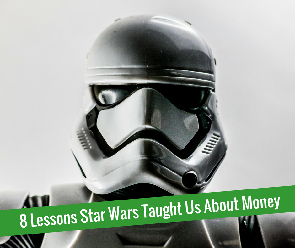 8 Lessons 'Star Wars' Taught Us About Money