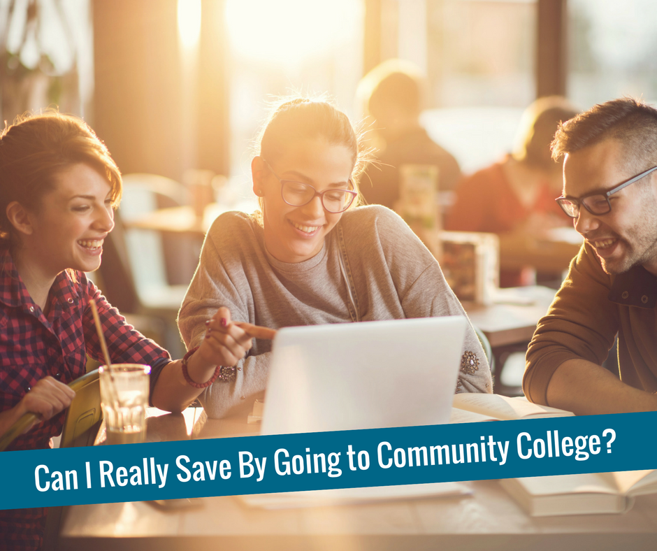Can I Really Save By Going to Community College?