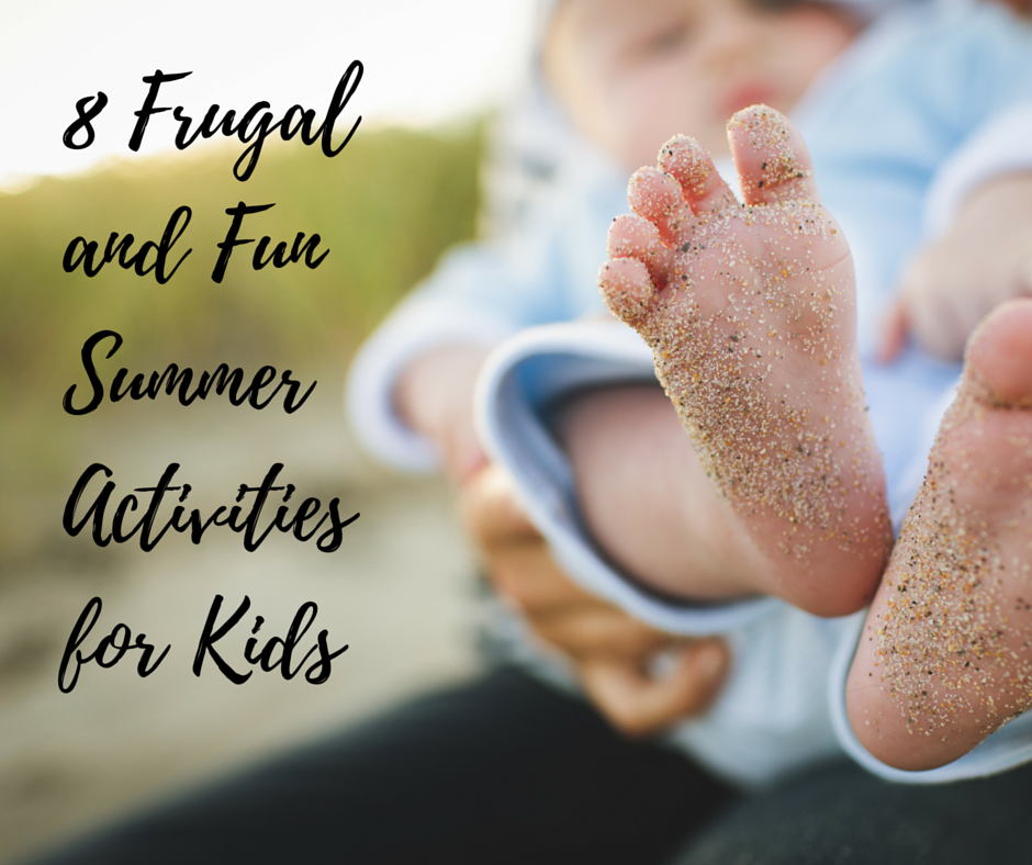 8 Fun & Frugal Summer Activities for Kids